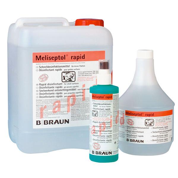 Neu Ärztebedarf Medizin & Labor Flächendesinfektion Bacillol Af 2 X 500ml