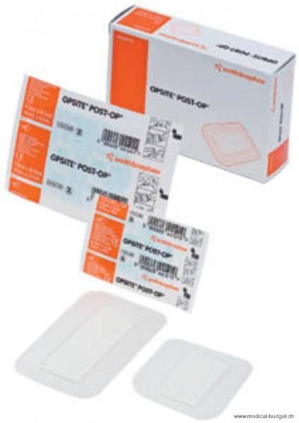 Opsite Post-OP 6,5x5cm p.à 5 pces pansement-film transparent + compresse absorbant