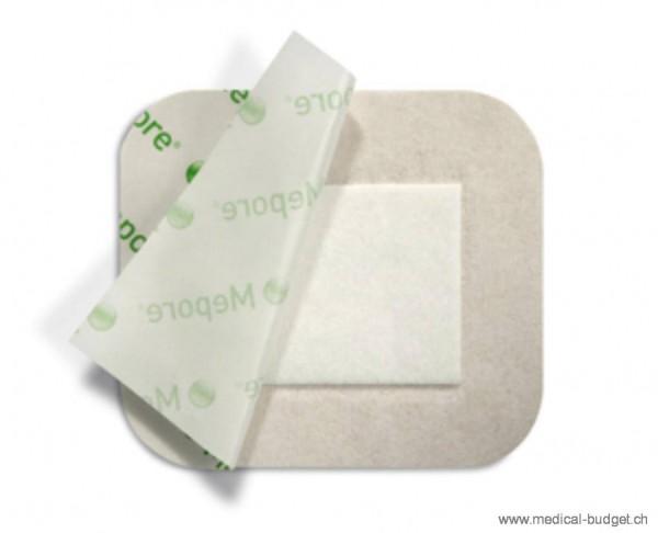 Mepore pro Pansement vulnéraire stérile 7x6cm coussinet 4x3cm, p.à 10