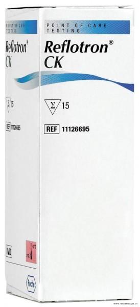 Reflotron CK 15 Test