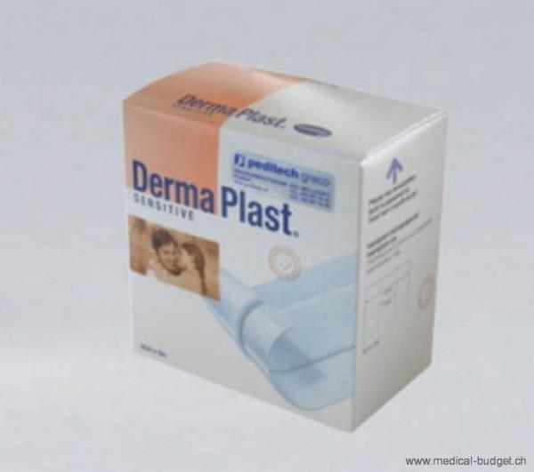 DermaPlast Sensitive Pansement rapide non-tissé 4cmx5m chair p.à 1 rl.