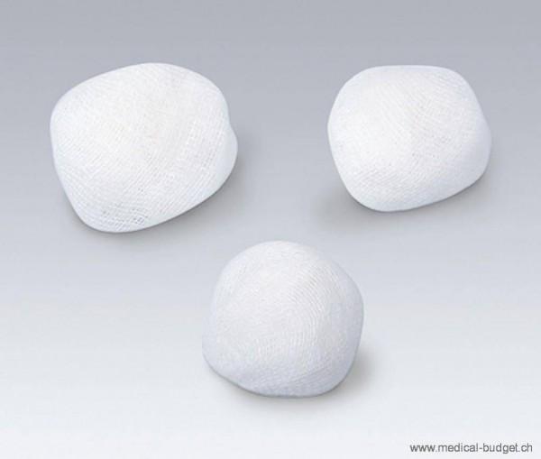 Marly Tampons ronds 3cm sans fil RX non stérile, p.à 500 pces