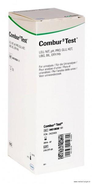 Combur 9 Bandelettes urinaires p.à 50