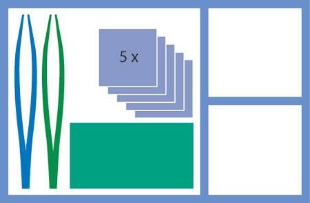 MediSet Wundversorgungs-Set Nr.72 P.à 1 Stk. steril