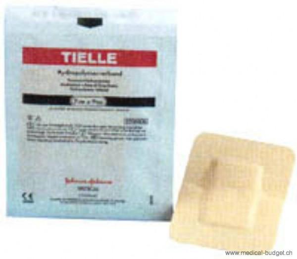 Tielle Classic Pansement hydropolymère 11x11cm stérile p.à 10 pces