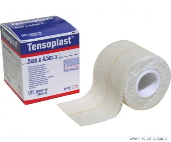 Tensoplast 4,5mx5cm elastische Klebebinde