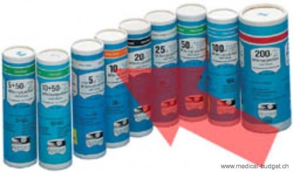 Micropipettes Assistent 10µl orange, p.à 250 pces