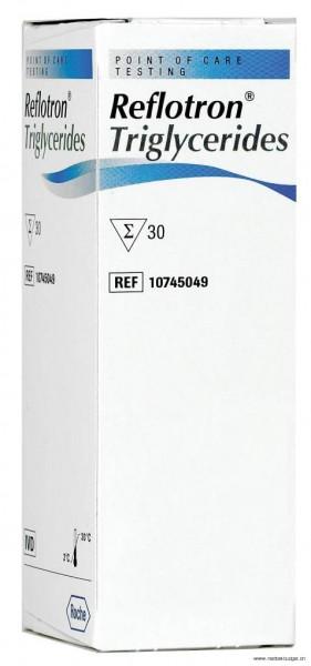 Reflotron Triglycérides, 30 tests