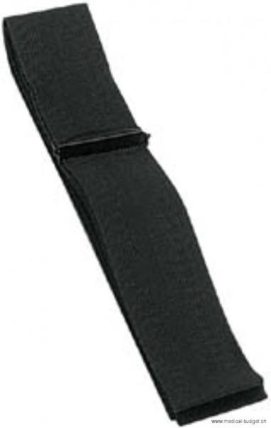 Bretelle bras Adulte longueur 113-150cm, largeur 3,5cm, noir, paquet de 1