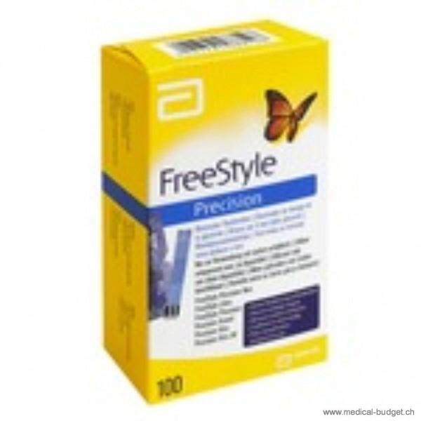 FreeStyle Precision Teststreifen P.à 100
