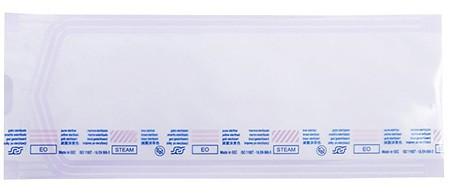 Sterisack KS/Papier 10x25cm P.à 100