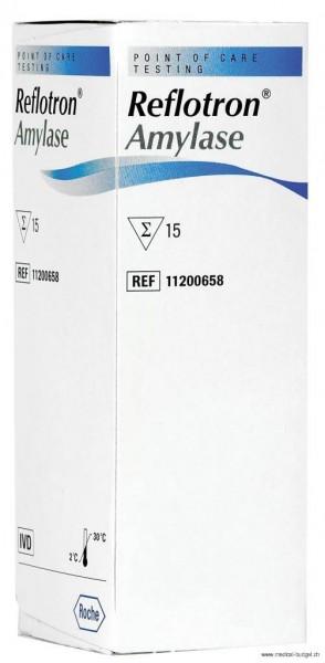 Reflotron Amylase 15 Test