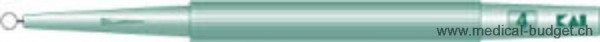 Curettes à anneau Kai 2mm stériles p.à 20 pces