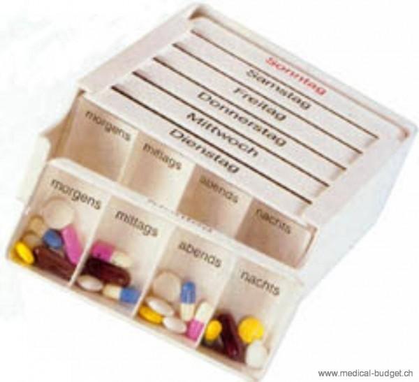 Medi 7 Medikamentendosierer für 7 Tage